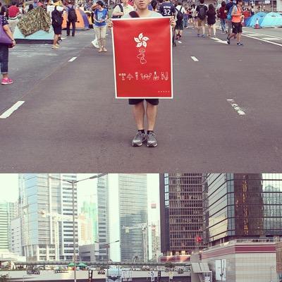 Taiwan support HongKong