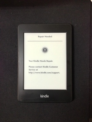 kindle need repair